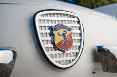 @1960 Abarth 850 Allemano Coupe - 9