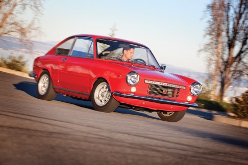 @1966 Fiat Abarth 1000 OTR - 18