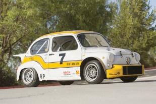 @1967 Fiat-Abarth 1000TC Berlina Corsa - 4