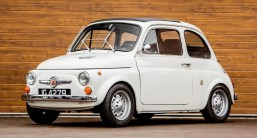 @1970 FIAT-ABARTH 595 SS SPORTS SALOON - 1