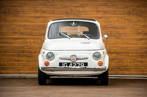 @1970 FIAT-ABARTH 595 SS SPORTS SALOON - 10