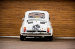 @1970 FIAT-ABARTH 595 SS SPORTS SALOON - 6