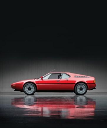 @1980 BMW M1 - WBS59910004301360 - 4