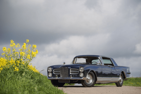 1958 Facel Véga Excellence-EX1 B014 6