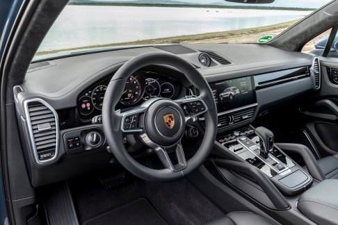 @Porsche Cayenne E-Hybrid - 9