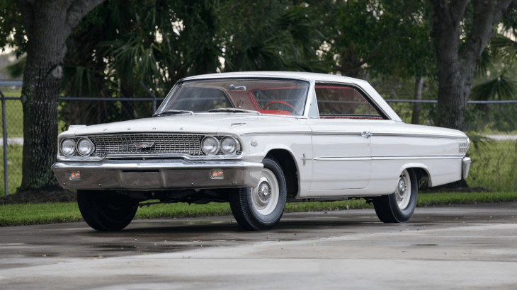 1963 FORD GALAXIE 500 LIGHTWEIGHT 1