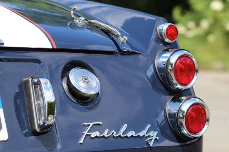 @1966 Datsun 1600 sports Fairlady - 11