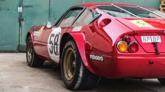@1969 Ferrari 365 GTB-4 Daytona Competizione Groupe 4 - 35