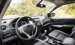 Renault ALASKAN A LA HACIENDA FIZEBAD, COLOMBIE
