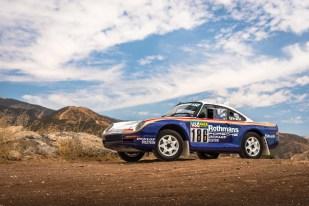 @1985 Porsche 959 Paris-Dakar - 25