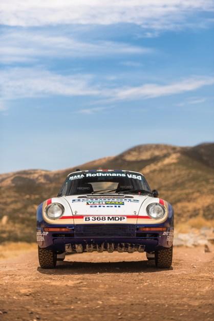 @1985 Porsche 959 Paris-Dakar - 28