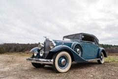 @1933 Packard Eight Cabriolet-2018 - 21