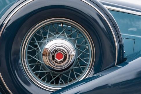 @1933 Packard Eight Cabriolet-2018 - 6