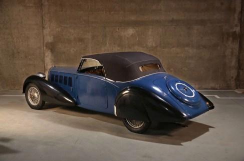 @1937 Bugatti Type 57 Cabriolet par Graber - 6