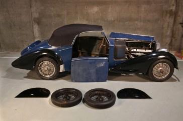 @1937 Bugatti Type 57 Cabriolet par Graber - 9