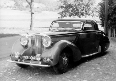 @1938 Jaguar SS Coupé by Graber - 20