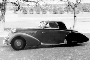 @1938 Jaguar SS Coupé by Graber - 21
