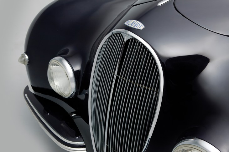 @1946 Delahaye 135 Cabriolet by Graber - 14