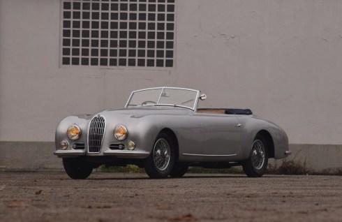 @1950 Talbot Lago Record Grand Sport cabriolet Graber - 1
