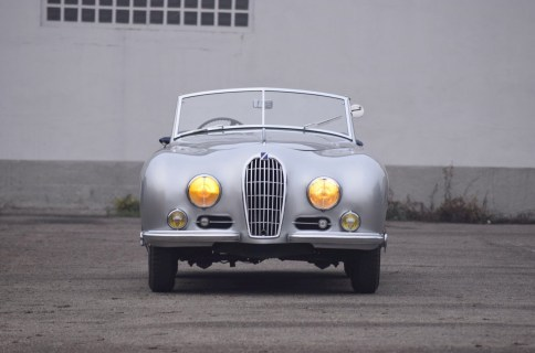 @1950 Talbot Lago Record Grand Sport cabriolet Graber - 6