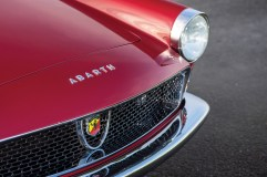 @1959 Abarth 2200 Coupé by Allemano - 8