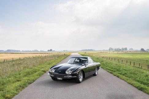 @1966 Lamborghini 400 GT 2+2-0595 - 6