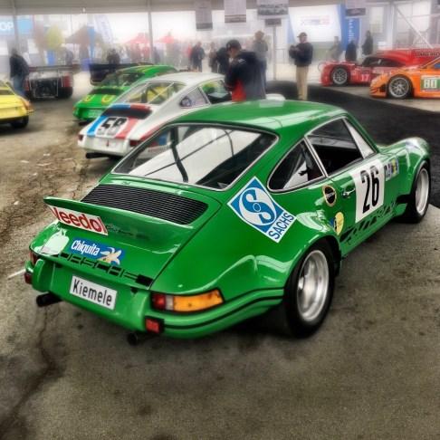 1972 Porsche 911 ST, #9112500335 - 2