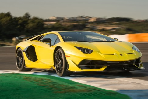@Lamborghini Aventador SVJ - 16