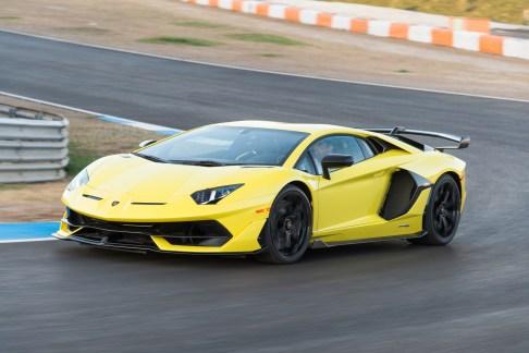 @Lamborghini Aventador SVJ - 8