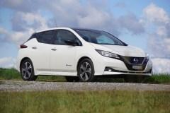 @Test Nissan Leaf - 18