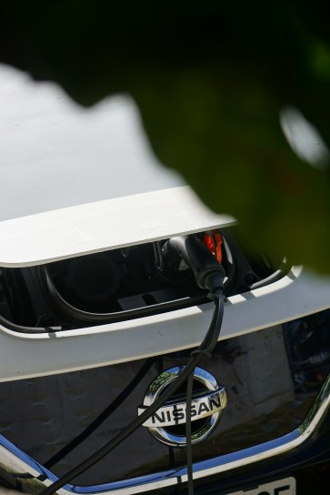 @Test Nissan Leaf - 2