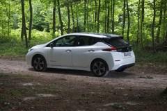 @Test Nissan Leaf - 23
