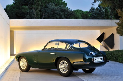 @1954 Pegaso Z-102 3.2 Berlinetta Touring 3 - 11