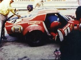 @1968 Chevrolet Corvette L88 RED-NART Le Mans - 4