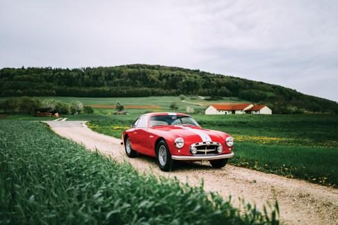 @1955 Maserati A6G-2000 Berlinetta Zagato-2102 - 2