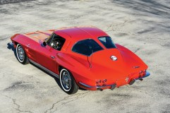 @1963 Chevrolet Corvette Sting Ray Z06 'Big Tank' Split-Window Coupe - 6