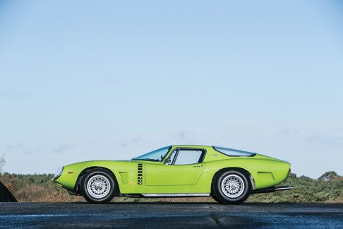 @1965 Iso Grifo A3-C Stradale-B0216 - 18