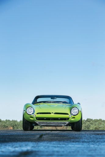@1965 Iso Grifo A3-C Stradale-B0216 - 21