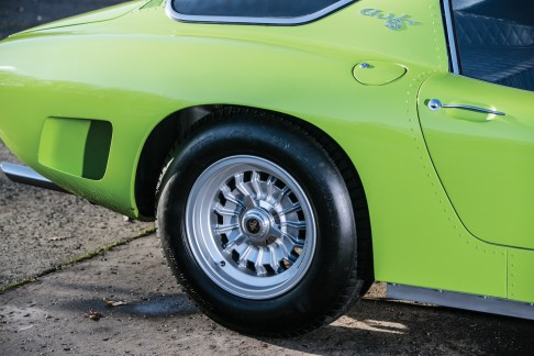 @1965 Iso Grifo A3-C Stradale-B0216 - 5