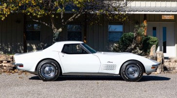 @1970 CHEVROLET CORVETTE ZR1 CONVERTIBLE - 8