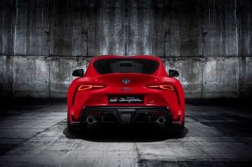 @Toyota GR Supra - 2