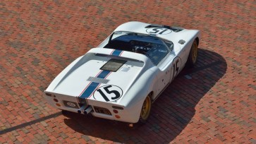 @1965 FORD GT COMPETITION PROTOTYPE ROADSTER - 11