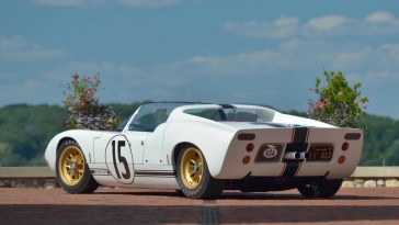 @1965 FORD GT COMPETITION PROTOTYPE ROADSTER - 14