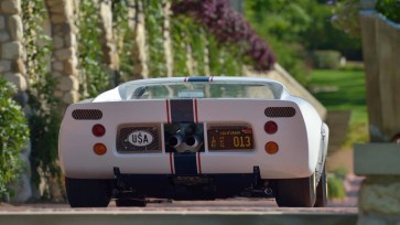 @1965 FORD GT COMPETITION PROTOTYPE ROADSTER - 21