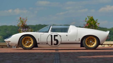 @1965 FORD GT COMPETITION PROTOTYPE ROADSTER - 9