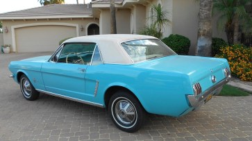 @1964 Mustang 170ci - 4