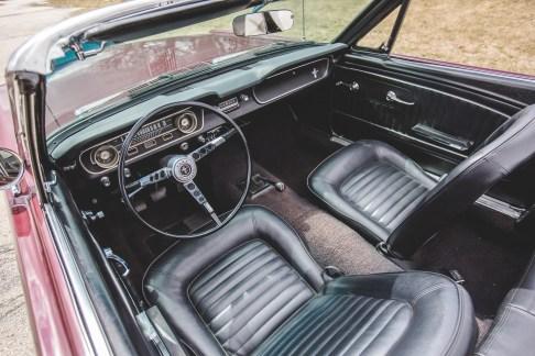 @1964 Mustang 260ci - 14
