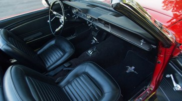 @1965 FORD MUSTANG CONVERTIBLE-200 - 5
