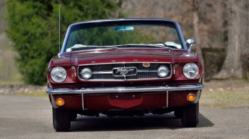 @1965 FORD MUSTANG CONVERTIBLE-289 - 14
