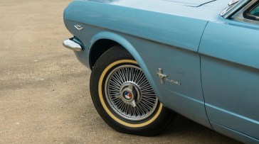 @1965 FORD MUSTANG Coupé-289 - 10